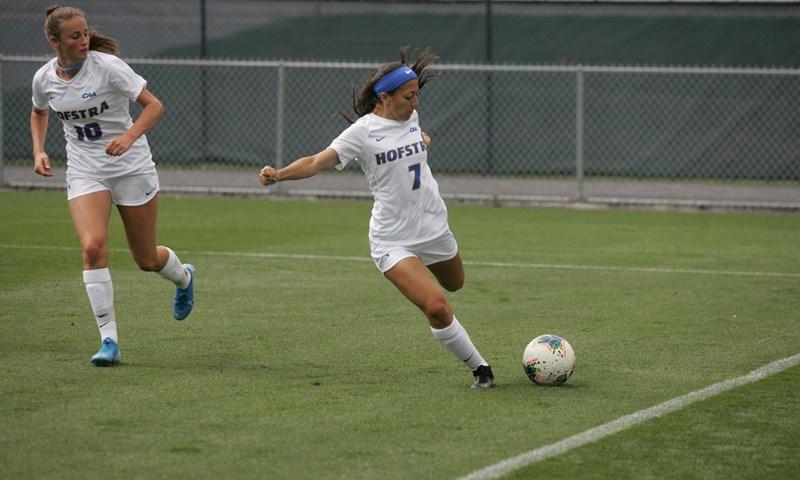 CAA Women's Soccer Weekly Awards - Oct. 14