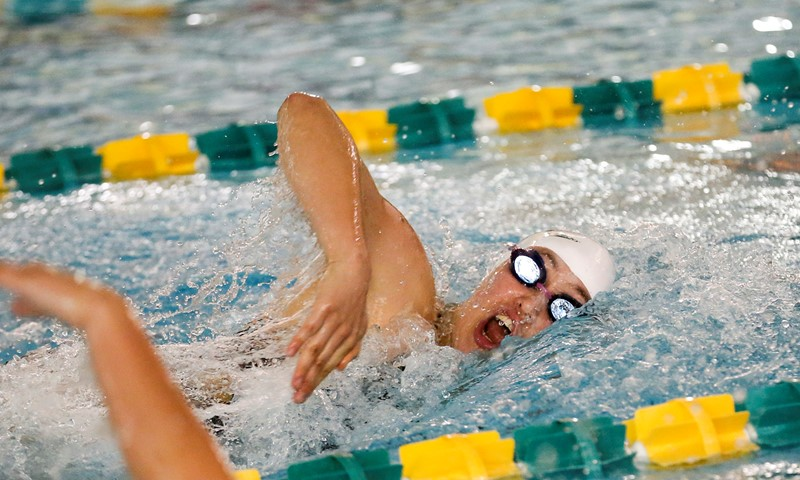 CAA Swimming & Diving Weekly Awards - Oct. 8