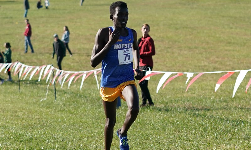 CAA Announces Men's Cross Country Honors