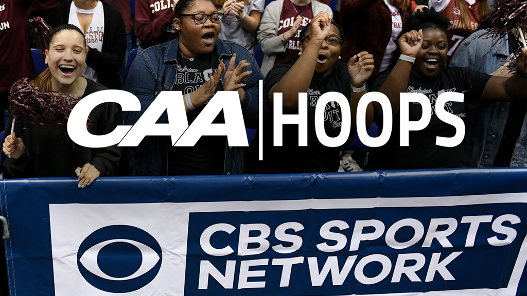 Caa Announces Men S Basketball Package On Cbs Sports Network Colonial Athletic Association Caa Sports