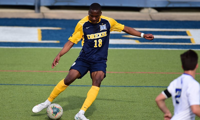 Drexel's Daranijo, JMU's Bush Headline CAA Men's Soccer Postseason Award Winners